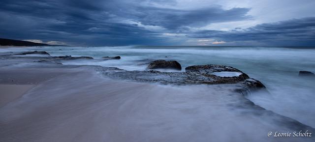 Landscape seascape photography